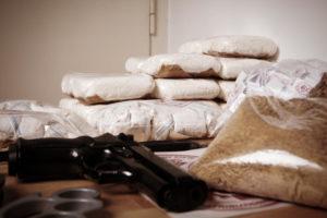 leading drug trafficking network in NJ
